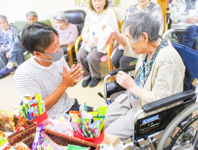 愛の家グループホーム 三保松原の画像・写真